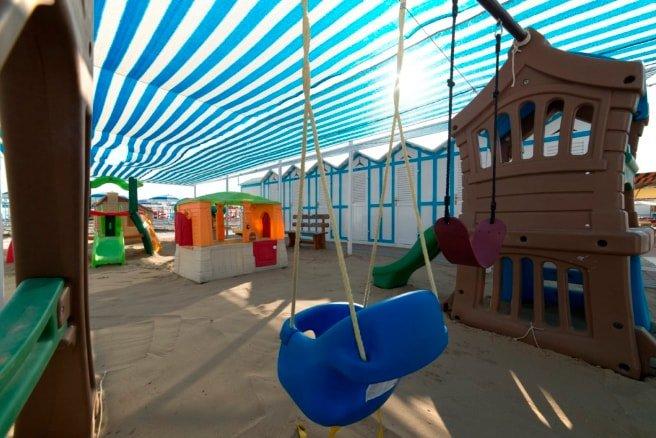 area giochi e miniclub