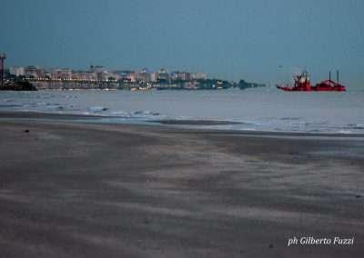 Spiaggia 54 Riccione - Il porto di Riccione