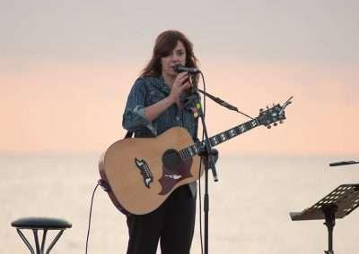 Spiaggia 54 Riccione - Cristina Donà
