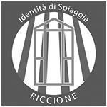 Identità di spiaggia Riccione