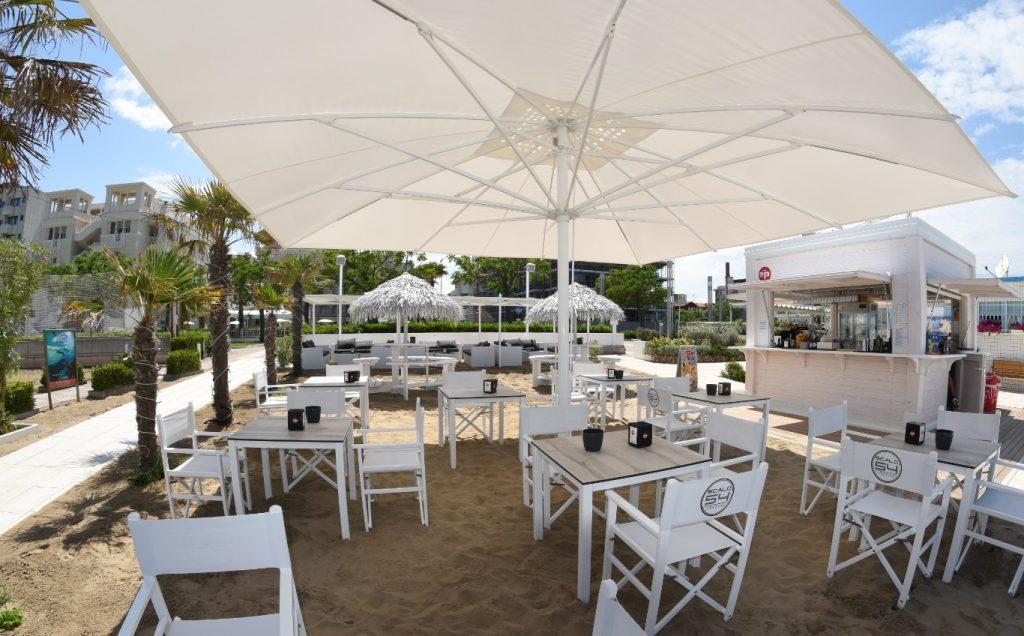chiosco bar spiaggia riccione centrale